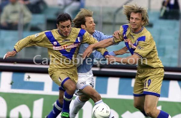 Amarcord Brescia-Lazio