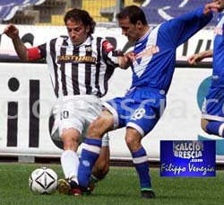 Amarcord Juve Brescia 40 anni di sfide a Torino